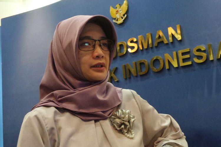 Wakil Ketua Ombudsman Lely Pelitasari Soebekty.