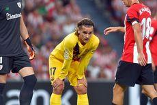 Tersisih di Barcelona, Griezmann Bikin Simeone Kehabisan Kata-kata
