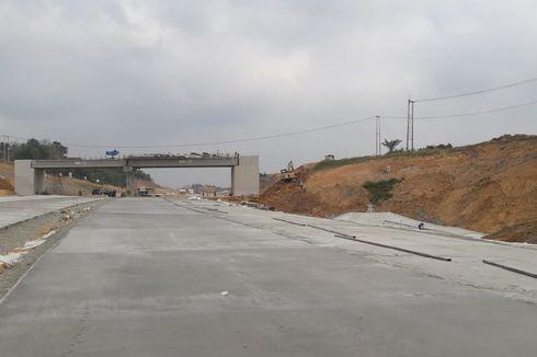 Tol Pertama di Ibu Kota Baru Ditargetkan Beroperasi Oktober 2019