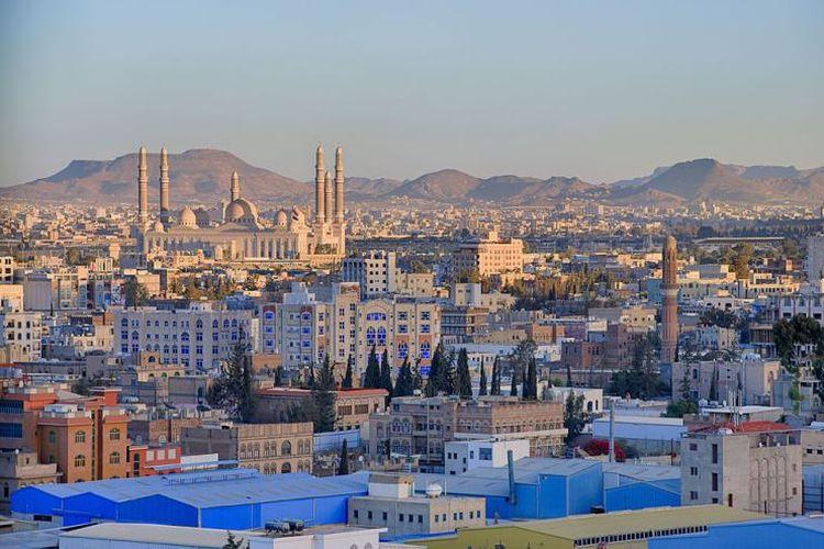 Ibu kota Yaman, Sanaa.