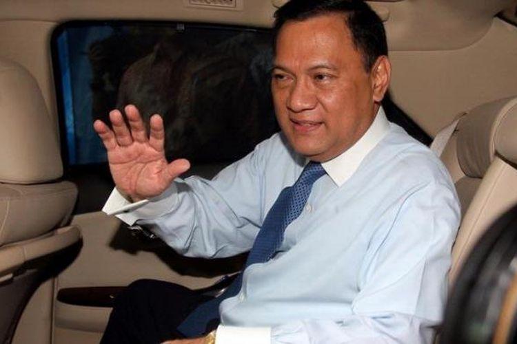 Agus Martowardojo saat menjabat sebagai Gubernur Bank Indonesia.
