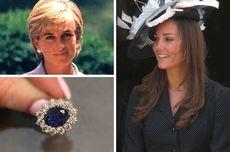Cincin Pertunangan Kate Middleton Dinobatkan sebagai Cincin Paling Populer di Dunia