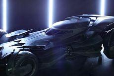 Mainan Batmobile Diklaim Paling Detil dan Akurat