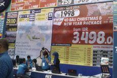 Lelang Tiket Pesawat ke Bali hingga Korea di KTF 2014
