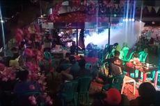Puluhan Warga Joget Dangdut di Kawasan Wisata, 3 Positif Covid-19 dan Pengelola Kena Sanksi