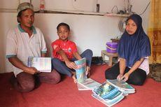 Air Mata Hendra Tak Berhenti Mengalir Ditolak Sekolah karena Cacat, Buku Pelajaran Dikembalikan