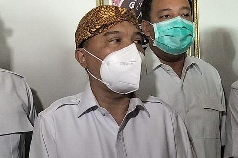 Kader Partai Gerindra se-Jateng Deklarasi Dukungan Prabowo Maju Pilpres 2024