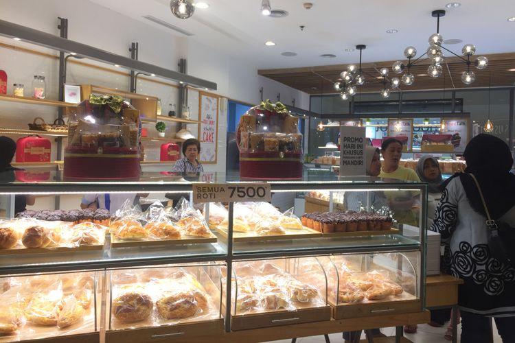 Promo Ulang Tahun Semua Roti Breadtalk Dijual Rp 7500