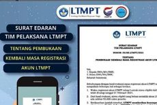 Siswa Eligible, Dibuka Lagi Masa Registrasi Akun LTMPT untuk SNMPTN 2021