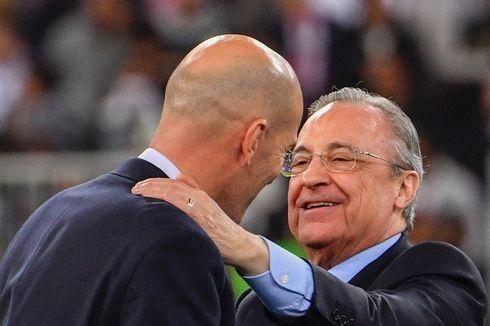 Profil Florentino Perez, Membangun Real Madrid Lewat Konsep Galacticos