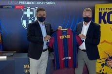 Ronald Koeman: Barcelona Masih Klub Terbesar di Dunia