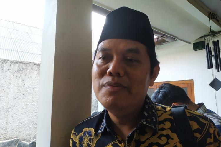 Anggota Komisi II DPR, Zulfikar Arse Sadikin, usai mengisi diskusi di bilangan Cikini, Jakarta Pusat, Senin (25/11/2019).