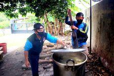 Kasus Covid-19 di Jombang Turun Drastis, Relawan Tetap Produksi Jamu Penambah Imun