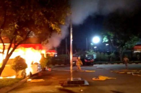 Perusakan Polsek Ciracas Dipicu Kabar Bohong yang Disebar Oknum Anggota TNI