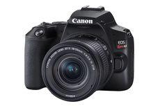 Canon Perkenalkan EOS 250D, Kamera DSLR Terkecil