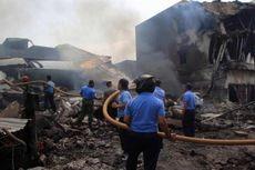 Panglima TNI Perintahkan KSAU untuk Investigasi Jatuhnya Hercules di Medan
