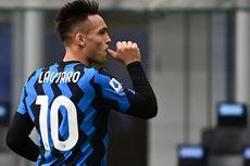 Lupakan Barcelona, Lautaro Martinez Ucap Janji Setia di Inter Milan