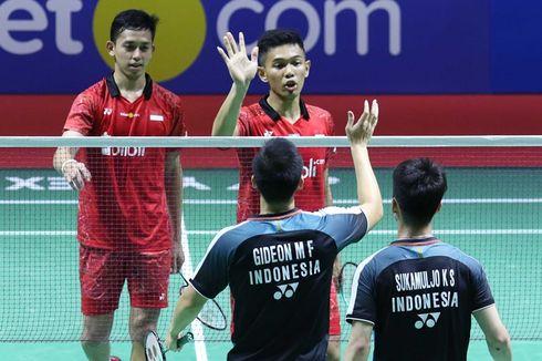 Malaysia Masters 2020, Head to Head Marcus/Kevin Vs Fajar/Rian