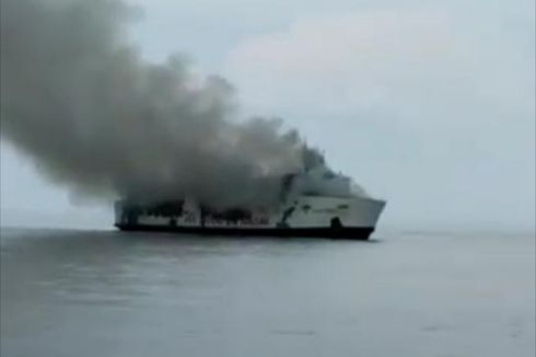 Tiga Penumpang KM Santika Nusantara yang Terbakar Ditemukan Meninggal