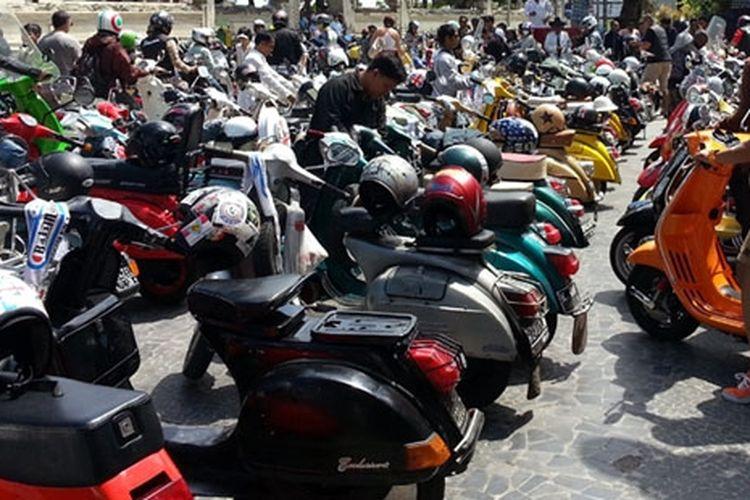 Mods Mayday juga diadakan di Bali