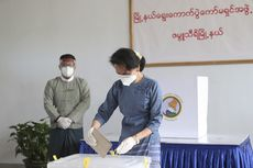 Jelang Pemilu Myanmar, Aung San Suu Kyi Beri Hak Suara Lebih Awal