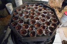 Kunci Membuat Kue Keranjang Enak, Kuasai Api dan Air