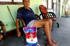 Kisah Pilu Isnandar, Terpaksa Jual Rumah untuk Makan, 3 Tahun Tak Bisa Kerja karena Sakit