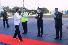 Meski Terminal Masih Darurat, Jokowi Nilai Operasional Bandara JB Soedirman Lebih Produktif