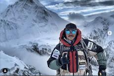 Pendaki Nepal, Nimsdai Berhasil Daki 14 Gunung Tertinggi dalam 6 Bulan 6 Hari