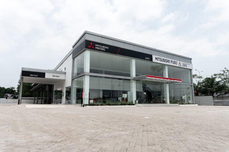 Diler baru Mitsubishi Fuso di Balaraja, Tangerang