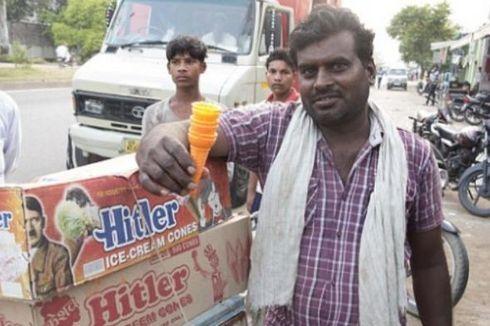 Es Krim Merek Hitler di India Menuai Kecaman di Eropa