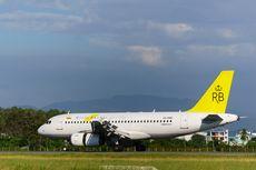 Royal Brunei Tawarkan Penerbangan Wisata Keliling Kalimantan Selama 85 Menit
