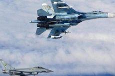 Jet Tempur Ukraina Jatuh Saat Latihan NATO, Pilot Asal AS Tewas