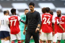 Arsenal Cuci Gudang, Mikel Arteta Dapat Angin Segar