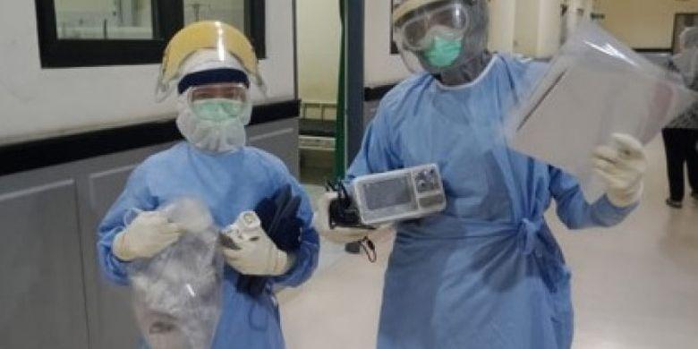 UGM Siap Luncurkan GeNose, Alat Deteksi Covid-19 Lewat Embusan Nafas
