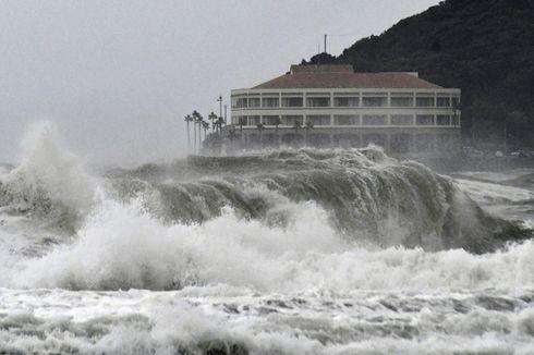 Badai Tropis Krosa Ancam Jepang Barat, Lebih dari 500.000 Orang Dievakuasi