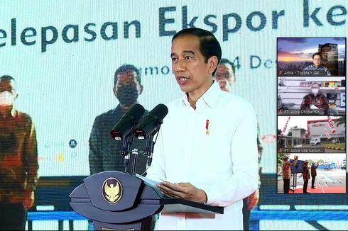 Jokowi: Sejak Awal Saya Ingatkan Menteri-menteri, Jangan Korupsi!