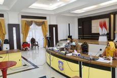 Kumpulkan Lurah dan Kades, Gubernur Gorontalo Minta Vaksinasi Covid-19 Dipercepat