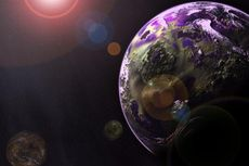 Teori Proses Pembentukan Bumi