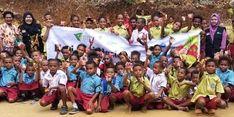 Di Jayapura, Dompet Dhuafa Kenalkan Materi Gizi Seimbang