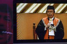 Ketua MA Terpilih Syarifuddin Puji Hatta Ali