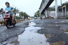 Jalan Tak Rata di Pekanbaru Makan Korban Jiwa, Satu Pengendara Motor Tewas