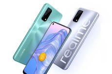 Realme V5 5G Meluncur, Smartphone 5G Kelas Menengah