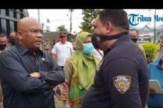 Anggota DPRD Sumut Nyaris Baku Hantam dengan Petugas, Berawal dari Timbangan Bantuan Sembako yang Berkurang