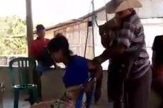 Selain Dipukuli dan Digantung Warga Desa, Gadis yang Dituding Curi Cincin Juga Disetrum
