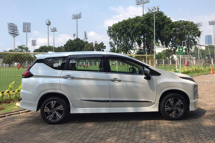 Test Drive Mitsubishi Xpander