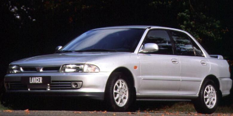 Mitsubishi Lancer 1994 (CB Series) atau yang juga dikenal Lancer Evo 3