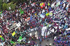 Bertemu Luhut, Presiden KSPSI Bantah Isu Buruh Akan Goyang Pemerintah