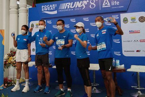 Pocari Sweat Run 2021, Percontohan Event Olahraga Masyarakat Saat Pandemi