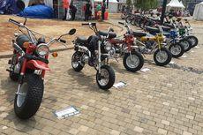 8 Pilihan Motor Mini yang Beredar di Indonesia